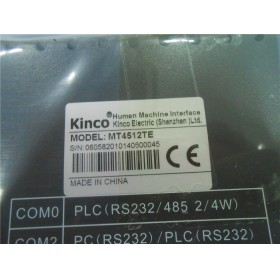 MT4512TE Kinco HMI Touch Screen 10.1inch 800*480 Ethernet 1 USB Host new in box