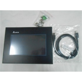 DOP-B07S411K Delta HMI Touch Screen 7inch 800*480 8 keys 1 USB Host new in box