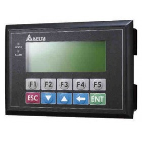 TP04G-AL2 Delta Text Panel HMI STN LCD single color 4 Lines Display model new in box