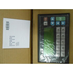 TP04G-BL-CU Delta Text Panel HMI STN LCD single color 4 Lines Display model USB Download only for Delta PLC new in box