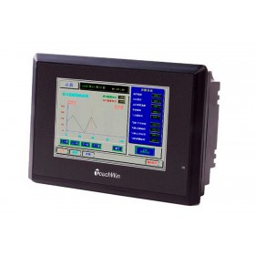 4.3inch HMI touch screen XINJE TG465-UT with programming Cable and software