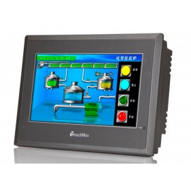7inch HMI touch screen XINJE TG765-XT with programming Cable and software
