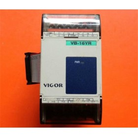 VB-16YR VIGOR PLC Module 24VDC 16 DI 16 DO relay new