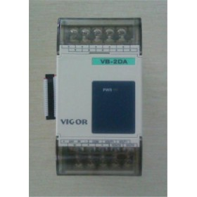 VB-2DA VIGOR PLC Module 2 AO new