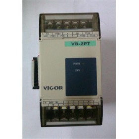 VB-2PT VIGOR PLC Module 2 PT100 temperature input new
