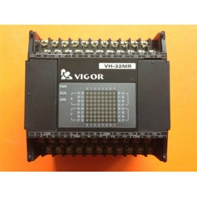 VH-32MR VIGOR PLC Module Main Unit AC100-220V 16 DI 16 DO relay new