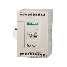 VS-16YR VIGOR PLC Expansion Module new