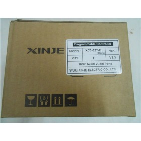 XC3-32T-E XINJE XC3 Series PLC AC220V DI 18 DO 14 Transistor new in box