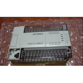 FX2N-32MR-D PLC Main Unit DI 16 DO 16 Relay DC 24V new
