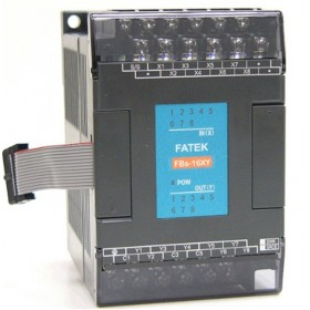 FBs-16XYR 24VDC 8 DI 8 DO relay PLC Module New in box