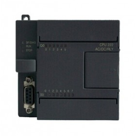 CPU222-AR Compatible SIEMENS S7-200 6ES7212-1BB23-0XB06ES7 212-1BB23-0XB0 PLC Main unit AC 220V 8 DI 6 DO relay