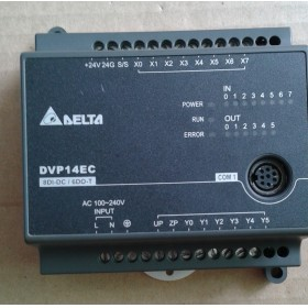 DVP14EC00T3 Delta EC3 Series Standard PLC DI 8 DO 6 Transistor 100-240VAC new in box