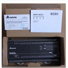 DVP30EC00T3 Delta EC3 Series Standard PLC DI 18 DO 12 Transistor 100-240VAC new in box