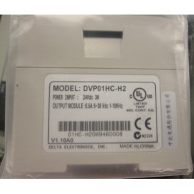 DVP01HC-H2 Delta EH2/EH3 Series PLC High-speed counter module new in box