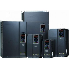 VFD2200CH43A-21 Delta CH2000 input AC 3phase 380V 450A 0~600Hz 220KW 300HP Inverter VFD AC Motor Drive with Keypad New