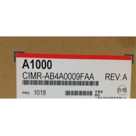 CIMR-AB4A0009FAA VFD inverter input 3ph 380V output 3ph 0~480V 7.2A 3KW 0~400Hz New