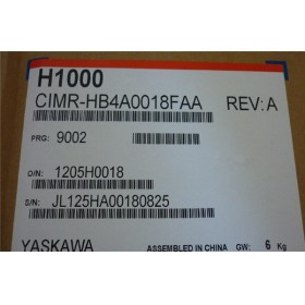 CIMR-HB4A0018FAA VFD inverter input 3ph 380V output 3ph 0~480V 15A 5.5KW 0~400Hz New