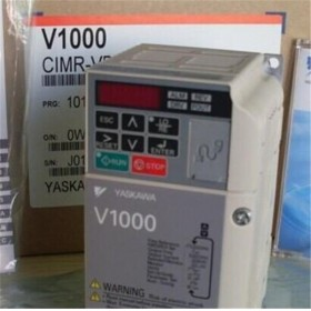 CIMR-VB2A0001BAA VFD inverter input 3ph 220V output 3ph 0~240V 0.8A 0.1KW 0~400Hz New