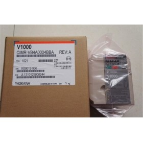 CIMR-VB4A0004BBA VFD inverter input 3ph 380V output 3ph 0~480V 3.4A 1.1KW 0~400Hz New