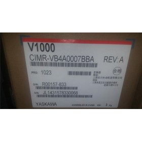 CIMR-VB4A0007BBA VFD inverter input 3ph 380V output 3ph 0~480V 5.5A 2.2KW 0~400Hz New