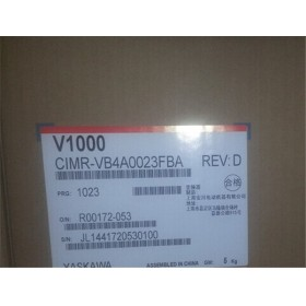 CIMR-VB4A0023FBA VFD inverter input 3ph 380V output 3ph 0~480V 18A 7.5KW 0~400Hz New