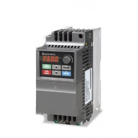 VFD002EL21A DELTA VFD-EL VFD Inverter Frequency converter 200W 0.25HP 1PHASE 220V 600Hz for Small water pump and fan