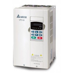 VFD185B23A DELTA VFD-B VFD Inverter Frequency converter 18.5kw 25HP 3 PHASE 220V 400HZ General vector type
