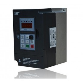 BEST 1.5kw 2HP 1000HZ VFD Inverter Frequency converter single phase 220v input 3phase 0-220v output 7A for Engraving spindle motor