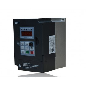 BEST 1.5kw 2HP 1000HZ VFD Inverter Frequency converter 3phase 380v input 3phase 0-380v output 4.2A for Engraving spindle motor