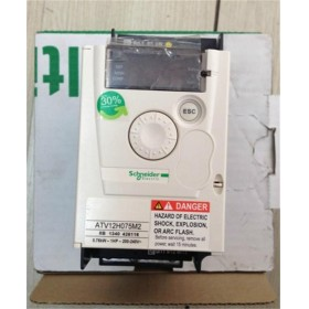 ATV12H075M2 VFD Inverter Input 1ph 220V Output 3ph 220~240V 4.2A 0.5~400Hz 0.75KW 1HP NEW