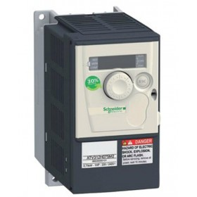 ATV312HU22M2 VFD Inverter Input 1ph 220V Output 3ph 220V 11A 0.5~500Hz 2.2KW 3HP with EMC NEW