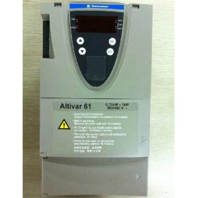 ATV61H075N4Z VFD Inverter Input 3ph 380~480V Output 3ph 380~480V 2.3A 0.1~500Hz 0.75KW 1HP with Simple Keypad EMC NEW