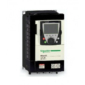 ATV61HU55N4Z VFD Inverter Input 3ph 380V Output 3ph 380~480V 14.3A 0.1~500Hz 5.5KW 7.5HP with Simple Keypad EMC NEW