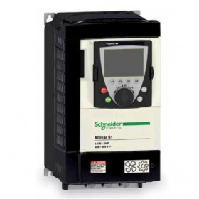ATV61HD18N4Z VFD Inverter Input 3ph 380V Output 3ph 380~480V 41A 0.1~500Hz 18.5KW 25HP with Simple Keypad EMC NEW