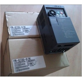 FR-E720-0.1K FR-E700 VFD Inverter input 3 phase 220V output 3 ph 200~240V 0.8A 0.1KW 0.2~400Hz with keypad new