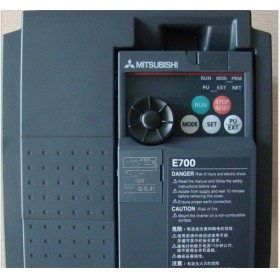FR-E720-0.4K FR-E700 VFD Inverter input 3 phase 220V output 3 ph 200~240V 2.5A 0.4KW 0.2~400Hz with keypad new