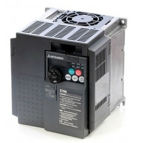 FR-E720-0.75K FR-E700 VFD Inverter input 3 phase 220V output 3 ph 200~240V 4.1A 0.75KW 0.2~400Hz with keypad new