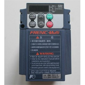 FRN0.75E1S-7C FRENIC-Multi 200V Single-phase 1phase 5.0A 0.75KW Inverter VFD frequency AC drive