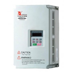 200B0045L2DK FULING Frequency Inverter 4.5kW Single Phase 1-Phase DZB200 Series 220V Original Brand NEW
