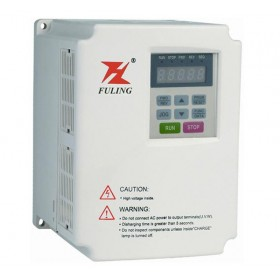 200B0022L4DK FULING Frequency Inverter 2.2kW Single Phase 1-Phase DZB200 Series 380V Original Brand NEW