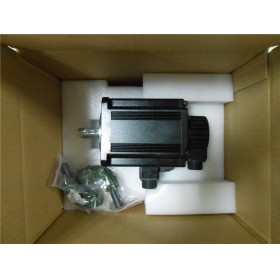 ECMA-E21320SS 220V 2KW 9.55NM 2000rpm 130mm with Keyway oil seal brake Detla AC Servo Motor New