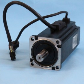 220V 200W 0.64NM 3000rpm 60mm ECMA-C10602RS Delta AC Servo Motor with Keyway Oil Seal New