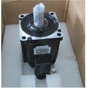 220V 1KW 3.18NM 3000rpm 100mm ECMA-C21010SS Delta AC Servo Motor with Keyway Oil Seal brake New