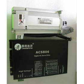 Mid&Low-voltage Servo Motor Drive 200W 7.6A 0.64NM 2500ppr 20~80VDC ACM602V36-01-2500+ACS806