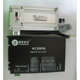 Mid&Low-voltage Servo Motor Drive 200W 7.6A 0.64Nm 1000ppr 20~80VDC ACM602V36-01-1000+ACS806