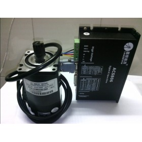 Mid&Low-voltage Servo Motor Drive 400W 8.4A 1.28NM 2500ppr 20~80VDC ACM604V60-01-2500+ACS806