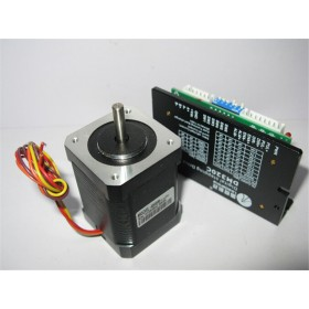 42HS08+DM320C 3D printer CNC Stepper Drive Motor Kit Leadshine 2ph 101oz-in 0.71NM NEMA17 42mm 18~30VDC Microstep 32
