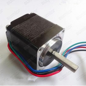28HS3306A4 28BYG 2ph Hybrid stepper motor 4-lead 6N.cm 0.6A Nema11 L 33mm