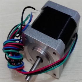 42HS6315A4 42BYG 2ph Hybrid stepper motor 4-lead 0.75NM 1.5A Nema17 L 63mm CNC engraving
