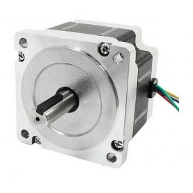 86HS6640A4J 86BYG 2ph Hybrid stepper motor 4-lead 3NM 4A Nema34 L 66mm CNC Router